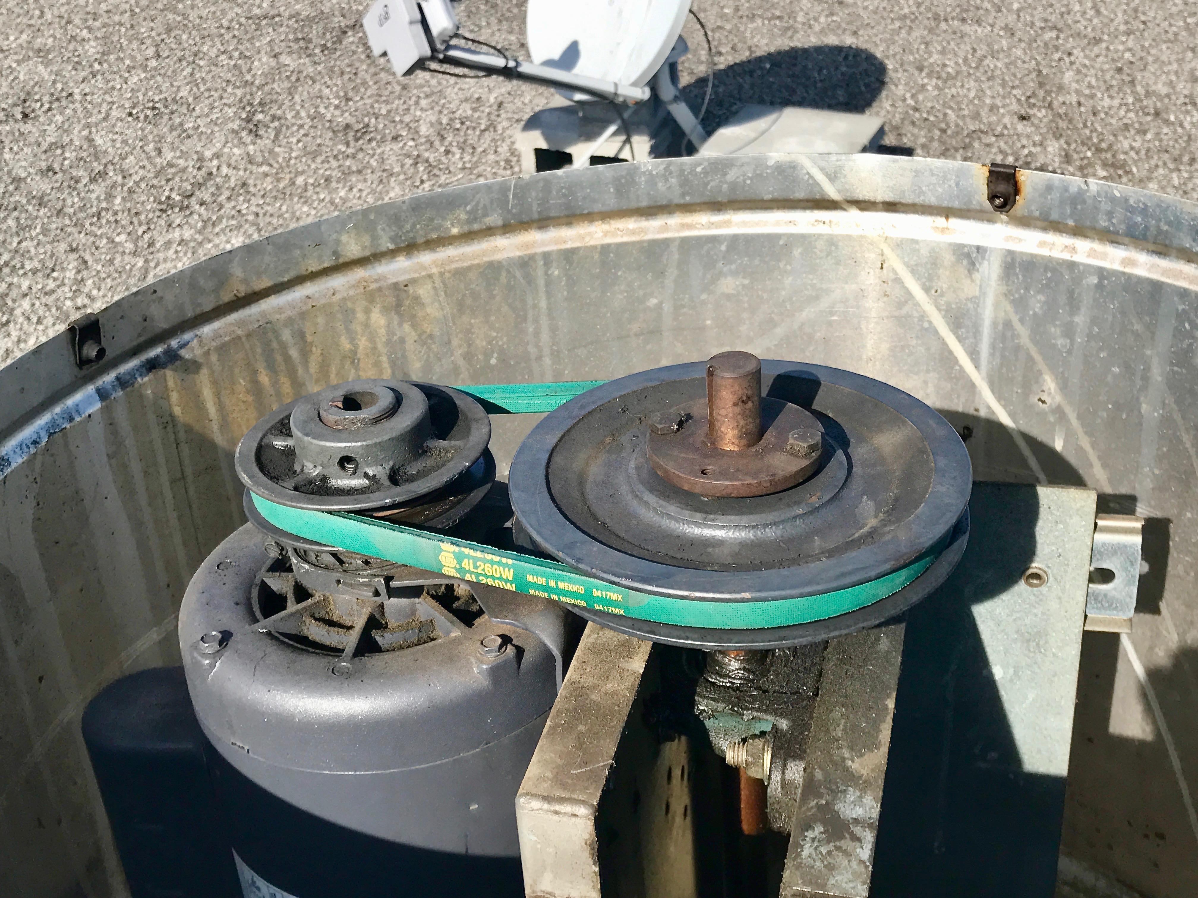 Exhaust Fan Belt Service | American Fire Prevention